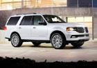 Lincoln Navigator 2015: Omlazené luxusní SUV už pouze se šestiválcem