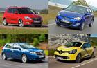 Škoda Fabia Tour vs. konkurence: Co koupit?