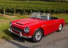 Datsun Fairlady: Roadster z roku 1967 ujel 50 tisíc kilometrů po USA