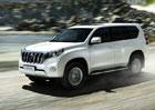 Modernizovaná Toyota Land Cruiser stojí od 1.079.900 Kč