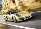 Porsche Boxster GTS a Cayman GTS se představí v Pekingu