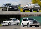 10 aut s pohonem 4x4 aneb S čím vyrazit do vánice?