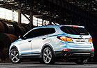 Hyundai: Elantra, Genesis a Veloster na �esk�m trhu skon�ily, naopak p�ij�d� Grand Santa Fe