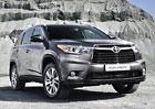Toyota Highlander přichází do Evropy, ale jen té východní
