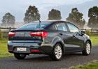 Kia Rio sedan: Třetí karosářská verze míří do Evropy