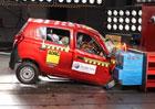 Global NCAP: Indická auta jsou nebezpečná
