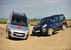 Jízdní dojmy: Peugeoty 4x4 - Příprava nejen na zimu