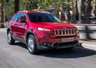 Evropský Jeep Cherokee: 2.0 MultiJet se 103 a 125 kW