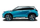 Suzuki chystá crossover velikosti Capturu