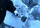Video: Odstranění ledu z karoserie na polský způsob