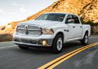 Ram 1500 EcoDiesel spotřebuje 8,4 l nafty na 100 km