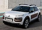 Citroën C4 Cactus naživo z Paříže (+ video)