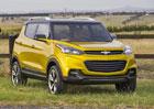 Chevrolet Adra: Stylový koncept mini SUV (nejen?) pro Indii?