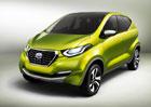 Datsun redi-GO Concept: miniSUV pro rozvojové trhy