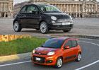 Evropský trh: Fiat je jedničkou i dvojkou mezi miniauty