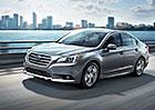 Subaru Legacy: Šestá generace se představuje v Chicagu