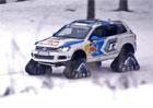 Volkswagen Snowareg: Touareg do kalamity
