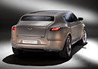 Luxusní SUV Lagonda dostane platformu Mercedes-Benzu GL