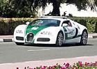 Bugatti Veyron pro dubajskou policii: Proč to trvalo tak dlouho?