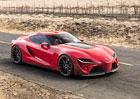 Toyota Supra: Nové informace o připravovaném sporťáku!