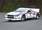 Lancia 037 Rally: Replika sout�n�ho speci�lu z Nov�ho Z�landu (video)