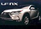 Lexus NX: První neoficiální fotografie