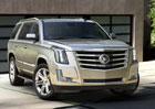 Cadillac přiveze do Ženevy nový Escalade a kupé ATS