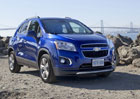 Chevrolet Trax zdražil, stojí od 408.400 Kč