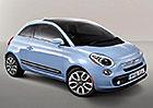 Fiat 500: Nová generace povyroste, retro tvary zůstanou
