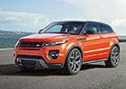 Range Rover Evoque Autobiography Dynamic: Sportovní SUV má 285 koní