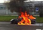 Nová Porsche 911 GT3 hoří, distribuce pozastavena