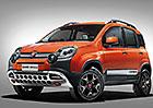 Fiat Panda Cross: Drsný medvídek s pohonem všech kol