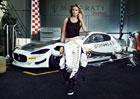 Maserati slaví sté výročí sexy fotkami s Heidi Klum