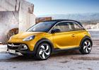 Opel Adam Rocks: Terénní minivůz vstoupí na trh v létě
