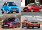 10 nejlepších aut do města aneb S čím vyrazit do ulic?