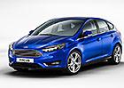 Nov� Ford Focus: Prvn� fotografie unikly na internet
