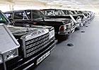 Video: Sbírka luxusních aut sesazeného ukrajinského prezidenta Janukovyče
