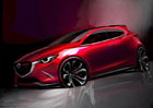 Mazda Hazumi: První snímek celého auta