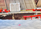 National Corvette Museum vystaví auta propadlá do země