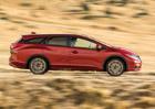 Honda Civic Tourer přichází s akční cenou, v březnu je levnější než hatchback
