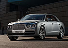Bentley Flying Spur 4.0 V8: Downsizing pro Ženevu