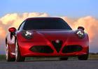 Alfa Romeo 4C Spider bude v Ženevě