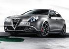 Alfa Romeo Giulietta Quadrifoglio Verde: Technika ze 4C