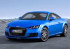 Audi TT a TTS: Nová generace zhubla 50 kg, stovku zvládne za 4,7 sekundy