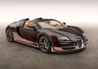 Rembrandt Bugatti je čtvrtým speciálním Veyronem (+video)