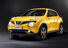 Nissan Juke: Nový motor, větší kufr a svěží design