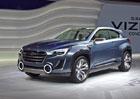 Subaru Viziv 2 Concept navazuje na dva p�edch�dce (+video)