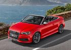 Audi S3 Cabriolet: 300 koní a stovka za 5,4 s