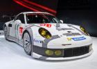 Porsche 911 RSR pro novou sezónu