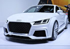 Audi TT quattro sport concept: 420 koní z pouhého dvoulitru